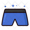 Fathers Day Lineal Color Icon