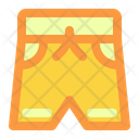 Shorts Summer Vacation Icon