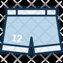 Shorts Swim Shorts Undergarments Icon