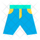 Shorts Boxers Beachwear Icon