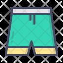 Shorts Clothing Sports Icon