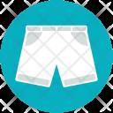 Shorts Half Pant Icon