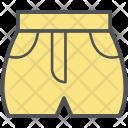 Shorts Swim Trunks Icon