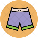 Shorts Underpants Undergarments Icon