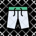 Shorts Pant Icon