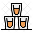 Shot Drink Alcohol Icon
