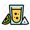 Shot Tequila Drink Icon