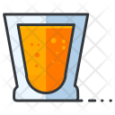 Shot Alcohol Drink Icon