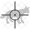 Tiger Aim Hunter Icon