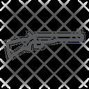 Shotgun Weapon Army Icon