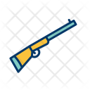 Rifle Shooting Shot Icon