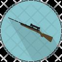 Hunting Shotgun Icon