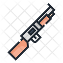 Shotgun Weapon Gun Icon