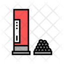 Shotgun Cartridge Color Icon