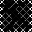 Shotput Thrtow Field Icon