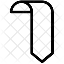 Shoulder Label Tag Icon