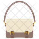Shoulder Bag Saddle Bag Icon