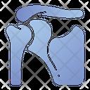 Shoulder bone Icon