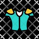 Uniform Rugby Cloth Icon
