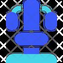 Shoulder Press Machine Icon