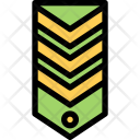 Shoulder Straps Army Icon
