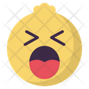 Shout Loud Angry Icon