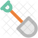 Shovel Spade Construction Icon