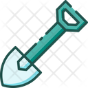 Shovel Mining Tool Tools Icon