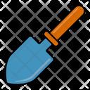 Shovel Tool Equipment Icon