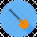 Shovel Tool Construction Icon