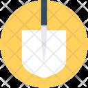 Shovel Spade Gardening Icon