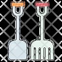 Rake Tools Fork Icon