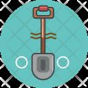 Shovel Tool Build Icon