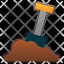 Shovel Dig Garden Icon