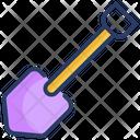 Big Dig Shovel Icon