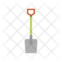Shovel Equipment Tool Icon