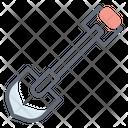 Shovel Spade Farming Tool Icon