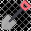 Spring Shovel Dig Icon