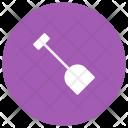 Shovel Trowel Construction Icon