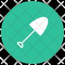 Shovel Trowel Spactula Icon