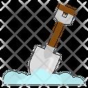 Shovel Home Repair Icon