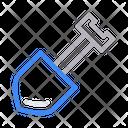 Shovel Spade Jack Icon