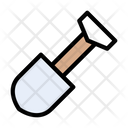 Shovel Toy Kids Icon