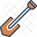 Shovel Spade Picker Icon