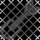 Shovel Trowel Garden Spade Icon
