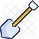 Shovel Construction Digger Icon