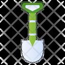 Shovel Farm Agriculture Icon