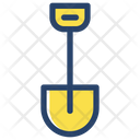 Shovel Worker Project Icon