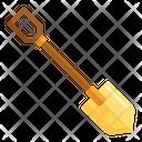 Shovel Garden Tool Scoop Icon