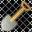 Shovel Tool Carpenter Icon